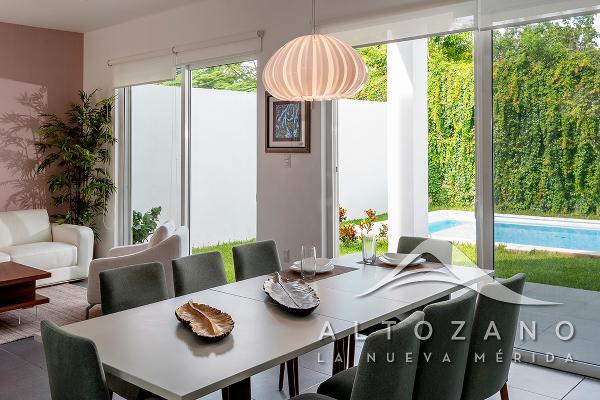 Foto de casa en venta en residencial altozano la nueva merida , xcunyá, mérida, yucatán, 14027522 No. 10
