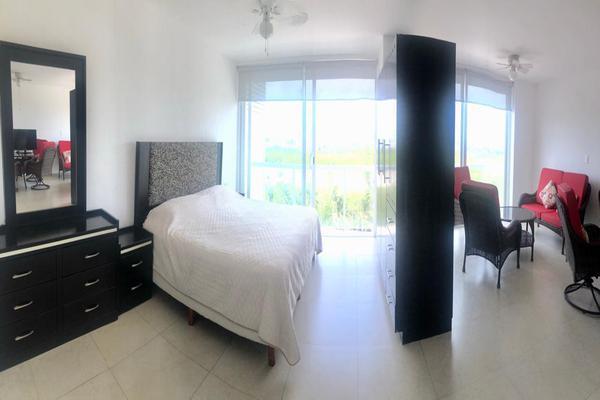 Foto de departamento en renta en residencial amara 501 , costa del mar, benito juárez, quintana roo, 20078858 No. 02