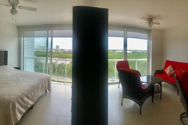 Foto de departamento en renta en residencial amara 501 , costa del mar, benito juárez, quintana roo, 20078858 No. 03