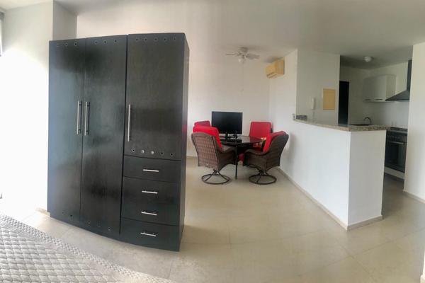 Foto de departamento en renta en residencial amara 501 , costa del mar, benito juárez, quintana roo, 20078858 No. 04