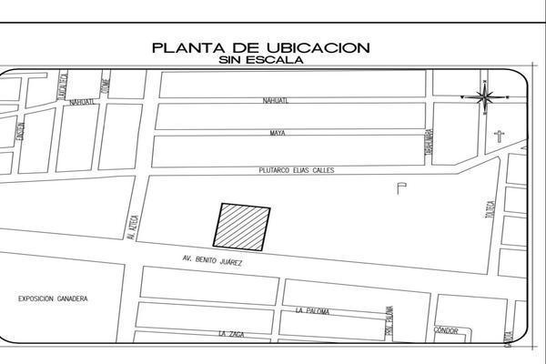 Foto de terreno habitacional en renta en  , residencial azteca, guadalupe, nuevo león, 13864399 No. 05