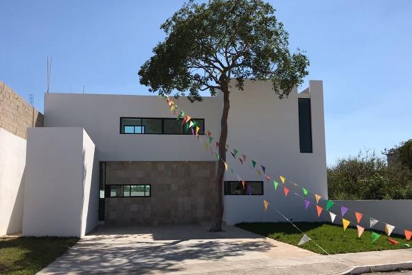 Foto de casa en venta en residencial bellavista dzitya , dzitya, mérida, yucatán, 4564976 No. 01