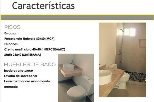 Foto de casa en venta en residencial bellavista dzitya , dzitya, mérida, yucatán, 4564976 No. 07