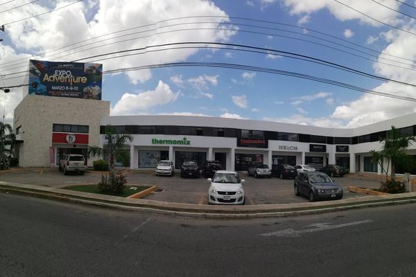 Foto de oficina en renta en  , residencial colonia méxico, mérida, yucatán, 14027973 No. 01