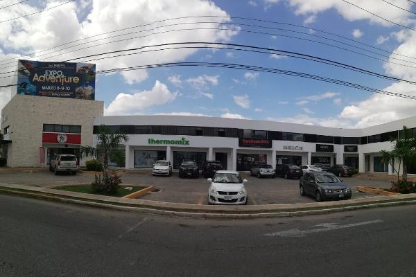 Foto de oficina en renta en  , residencial colonia m?xico, m?rida, yucat?n, 5683946 No. 01