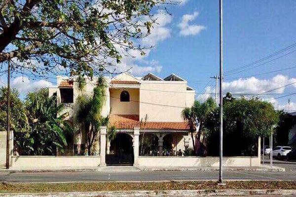 Foto de casa en venta en  , residencial colonia méxico, mérida, yucatán, 9233737 No. 01