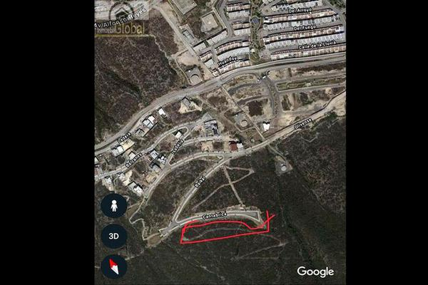 Foto de terreno habitacional en venta en  , residencial cordillera, santa catarina, nuevo león, 11694198 No. 03
