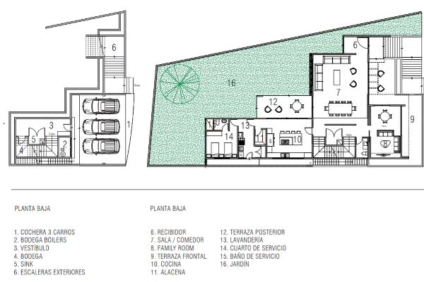 Foto de casa en venta en  , residencial cordillera, santa catarina, nuevo león, 14038014 No. 03