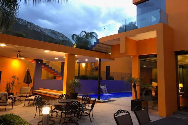 Foto de casa en venta en  , residencial cordillera, santa catarina, nuevo león, 16361067 No. 01
