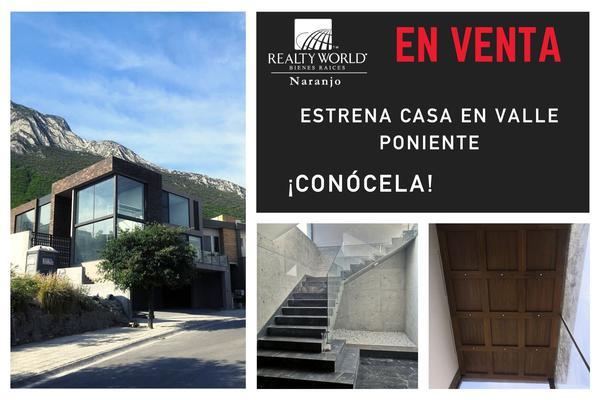 Foto de casa en venta en  , residencial cordillera, santa catarina, nuevo león, 5453317 No. 01