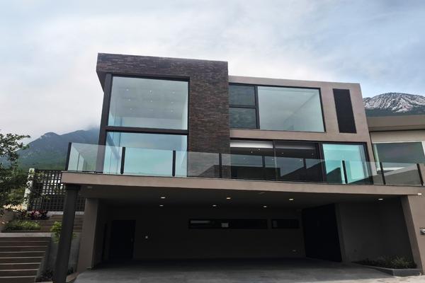 Foto de casa en venta en  , residencial cordillera, santa catarina, nuevo león, 5453317 No. 02