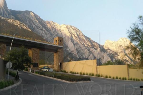 Foto de terreno habitacional en venta en  , residencial cordillera, santa catarina, nuevo león, 7120108 No. 01
