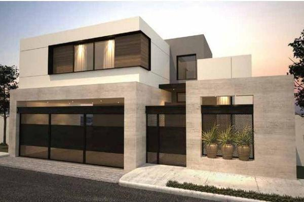 Foto de casa en venta en  , residencial cordillera, santa catarina, nuevo león, 7267818 No. 01