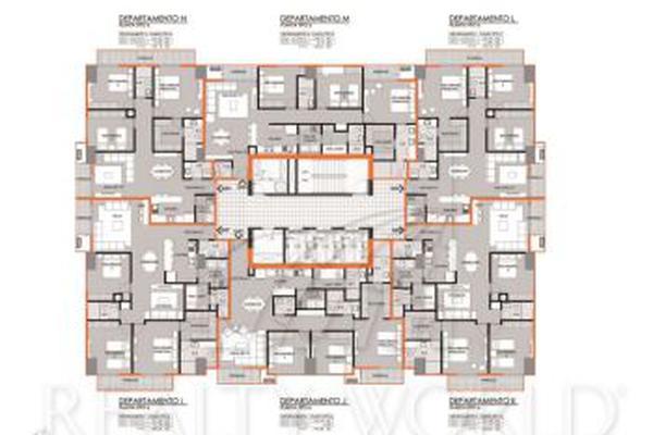 Foto de departamento en venta en  , residencial cordillera, santa catarina, nuevo león, 8390075 No. 02