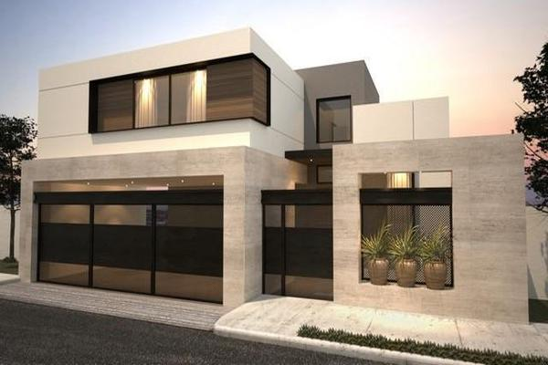 Foto de casa en venta en  , residencial cordillera, santa catarina, nuevo león, 9180009 No. 01