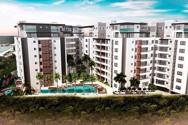 Foto de departamento en venta en residencial cumbres 0 , cancún centro, benito juárez, quintana roo, 10029764 No. 01