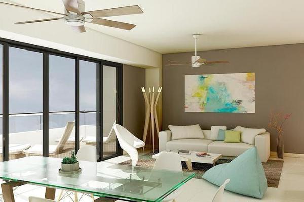 Foto de departamento en venta en residencial cumbres 0 , cancún centro, benito juárez, quintana roo, 10029764 No. 10