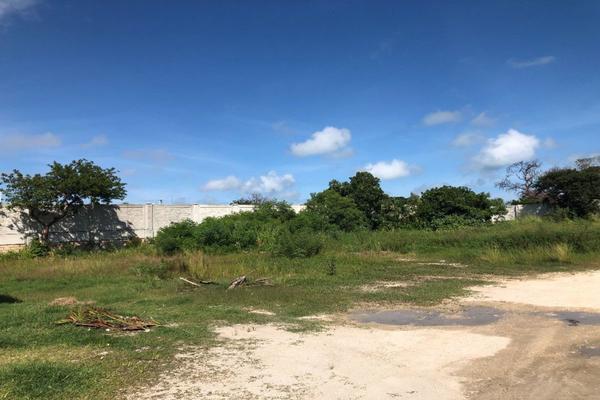 Foto de terreno habitacional en venta en  , residencial del lago, carmen, campeche, 14036867 No. 02