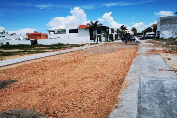 Foto de terreno habitacional en venta en  , residencial del lago, carmen, campeche, 14036867 No. 03