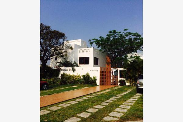 Foto de casa en renta en residencial del manglar 1, la tampiquera, boca del río, veracruz de ignacio de la llave, 0 No. 01