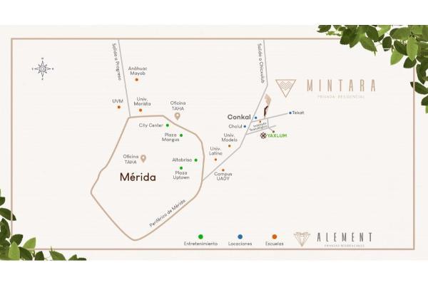 Foto de terreno habitacional en venta en  , residencial del norte, mérida, yucatán, 10032461 No. 11