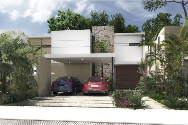 Foto de casa en venta en  , camara de comercio norte, mérida, yucatán, 9309076 No. 01