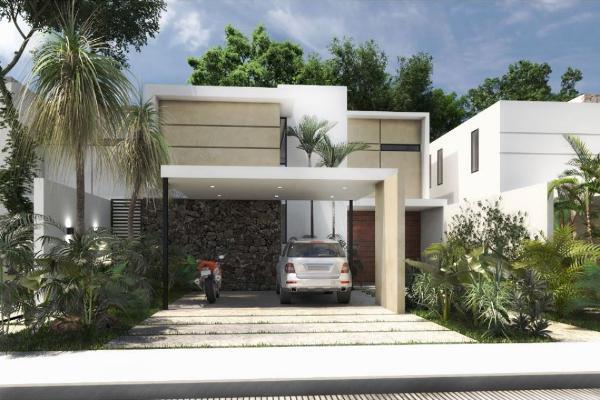 Foto de casa en venta en  , camara de comercio norte, mérida, yucatán, 9309076 No. 02