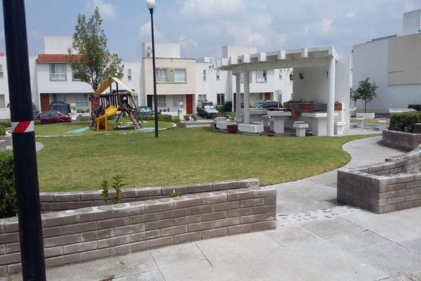 Foto de casa en renta en residencial del parque , del parque residencial, el marqués, querétaro, 19979470 No. 02