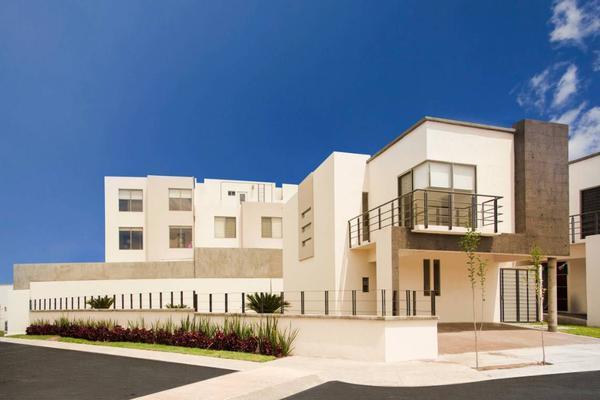 Foto de casa en condominio en venta en residencial del parque , residencial parque del álamo, querétaro, querétaro, 3500058 No. 01