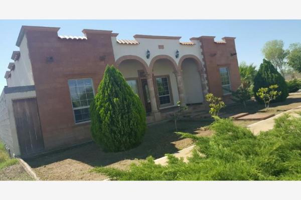 Foto de casa en venta en residencial el león 00, residencial el león, chihuahua, chihuahua, 5878010 No. 01
