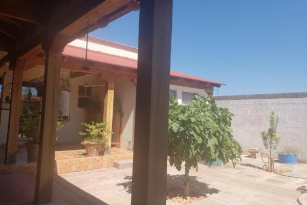 Foto de casa en venta en residencial el león 00, residencial el león, chihuahua, chihuahua, 5878010 No. 16