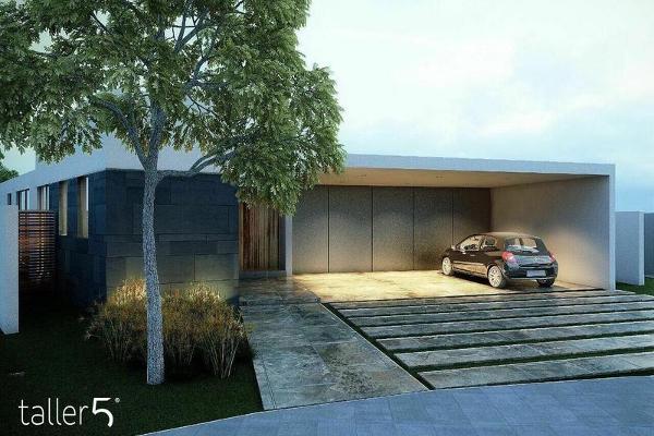 Foto de casa en venta en  , residencial el mezquite, león, guanajuato, 8102706 No. 01