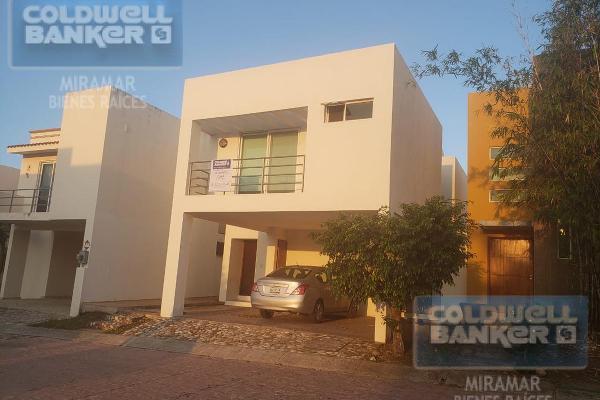 Foto de casa en renta en  , residencial el náutico, altamira, tamaulipas, 10062567 No. 01