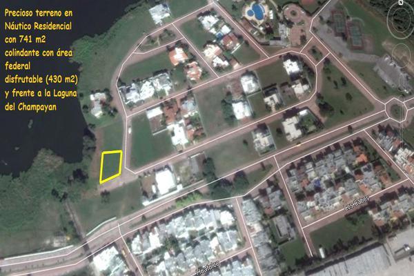 Foto de terreno habitacional en venta en  , residencial el náutico, altamira, tamaulipas, 0 No. 03