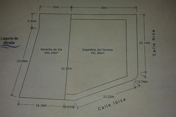 Foto de terreno habitacional en venta en  , residencial el náutico, altamira, tamaulipas, 13352769 No. 04