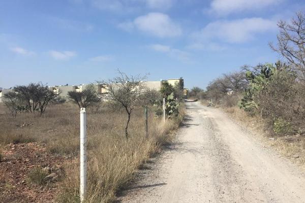 Foto de terreno comercial en venta en  , residencial el parque, el marqués, querétaro, 14022733 No. 04