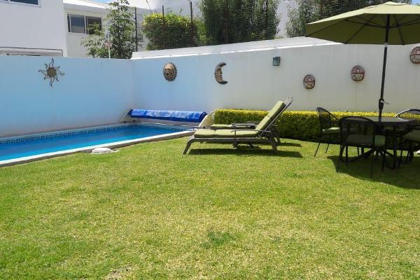 Foto de casa en renta en  , residencial el refugio, querétaro, querétaro, 14023355 No. 01