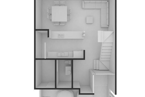 Foto de casa en venta en  , residencial el refugio, querétaro, querétaro, 14034462 No. 04