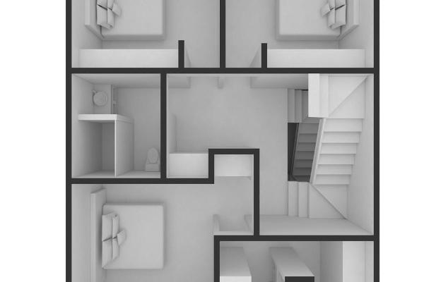 Foto de casa en venta en  , residencial el refugio, querétaro, querétaro, 14034462 No. 05