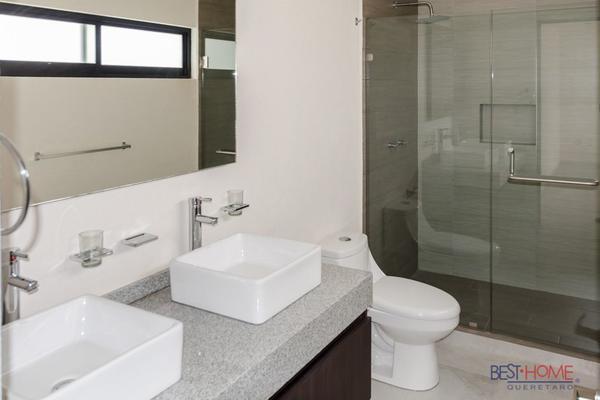 Foto de casa en venta en  , residencial el refugio, querétaro, querétaro, 14036161 No. 16