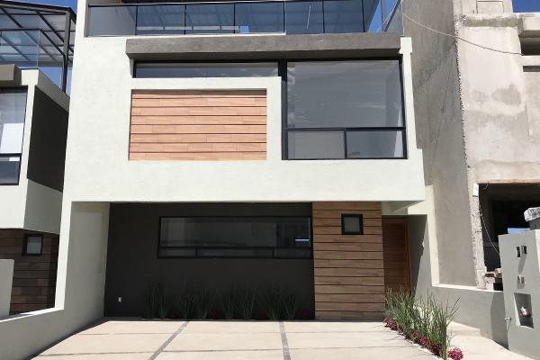 Foto de casa en venta en  , residencial el refugio, querétaro, querétaro, 5920622 No. 01