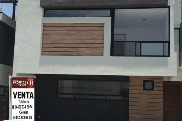 Foto de casa en venta en  , residencial el refugio, querétaro, querétaro, 5940944 No. 01