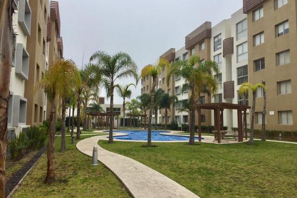 Foto de departamento en renta en  , residencial el refugio, querétaro, querétaro, 8853781 No. 01