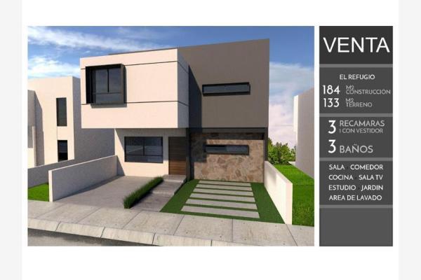 Foto de casa en venta en  , residencial el refugio, querétaro, querétaro, 9923504 No. 01