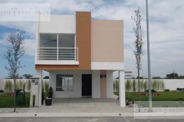 Foto de casa en venta en  , residencial escobedo, general escobedo, nuevo león, 12265977 No. 01