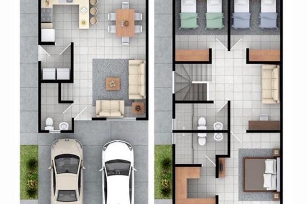 Foto de casa en venta en  , residencial escobedo, general escobedo, nuevo león, 12265977 No. 02