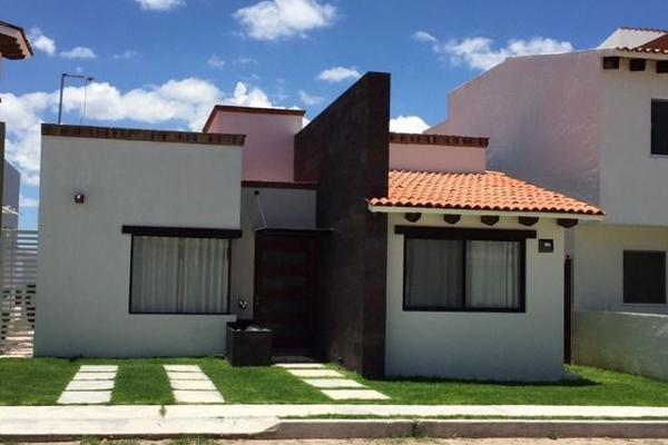 Foto de casa en venta en  , residencial haciendas de tequisquiapan, tequisquiapan, querétaro, 4556736 No. 01