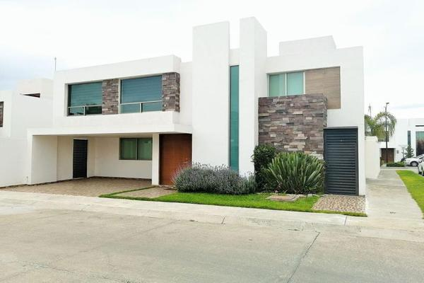 Foto de casa en renta en residencial la cantera 180, residencial diamante, pachuca de soto, hidalgo, 0 No. 01