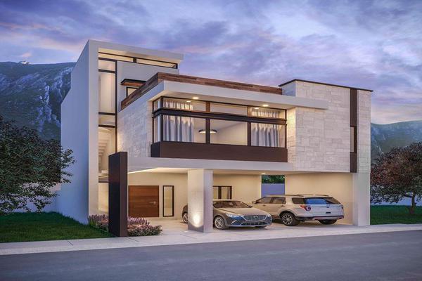 Foto de casa en venta en  , residencial la escondida 2do. sector, monterrey, nuevo león, 14029056 No. 03