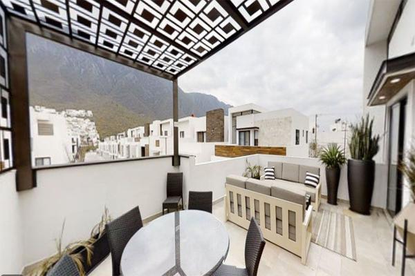 Foto de casa en venta en  , residencial la escondida 2do. sector, monterrey, nuevo león, 14029056 No. 20